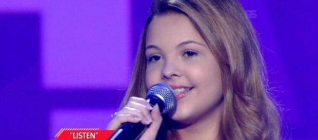 Júlia Gomes - Foto/Reprodução: TV Globo