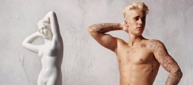 Justin Bieber repite como imagen de Calvin Klein