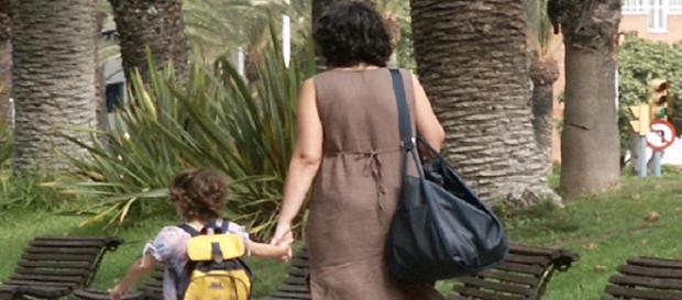 Las mujeres y la conciliación familiar.