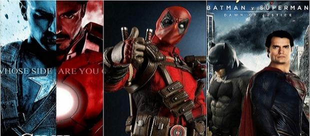 Marvel y DC a la cabeza del 2016