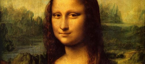 The Mona Lisa by Da Vinci (Wikipedia)