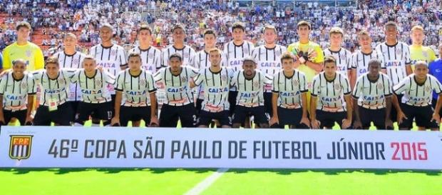 Timão é o atual campeão da Copinha / Divulgação