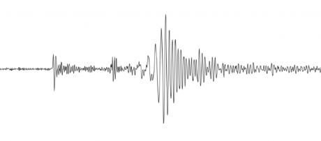 Sismograma del terremoto www.flickr.com