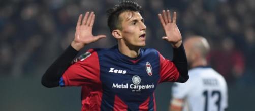 Ante Budimir - Attaccante dell'F.C. Crotone
