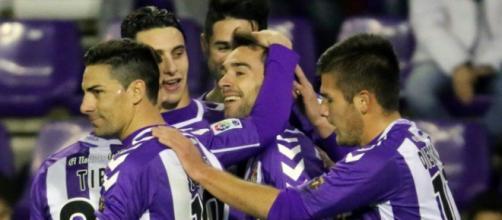 Celebración del Real Valladolid