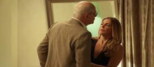 Claudine morre após se casar com Feliciano