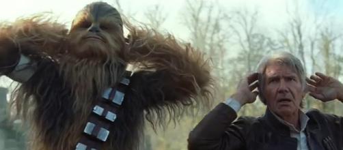 """Han Solo en """"El despertar de la Fuerza"""""""
