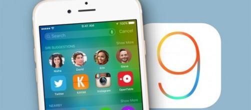 Imágenes del Sistemas operativo del famoso Iphone.