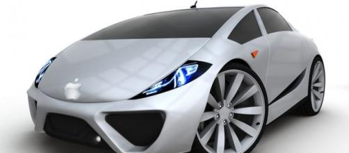 Prototipo del nuevo Apple Car.