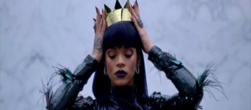 "Rihanna presenta su nuevo disco ""Anti"""