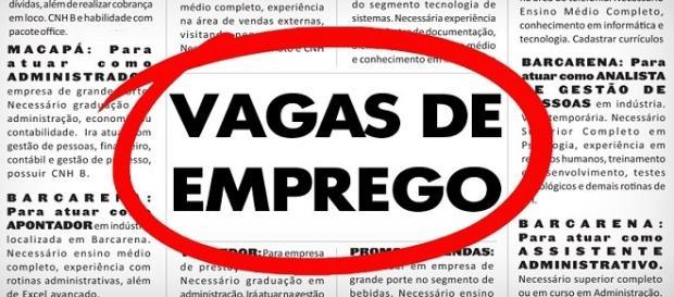 Confira as vagas disponíveis em Goiânia