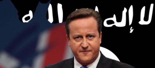 EI usa imagem de David Cameron em vídeo de ameaças