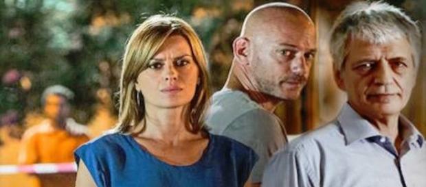 I protagonisti della serie di Canale 5