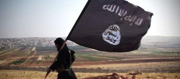 Imagem Ilustrativa do Estado Islâmico