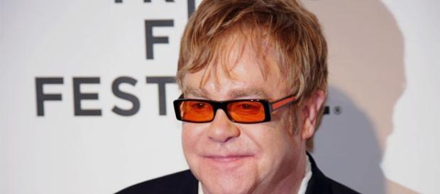L'ospite di Sanremo 2016, Elton John