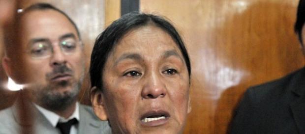 Milagro Sala, presa politica de Morales y Macri
