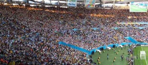 Muitos turistas estiveram no Brasil em 2014