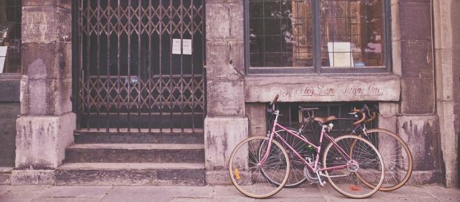 Passear pelas ruínas de Lisboa à boleia de uma bicicleta