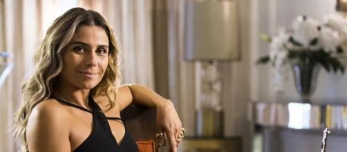 Giovanna Antonelli é Atena em 'A Regra do Jogo'