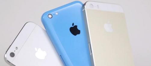 iPhone 5, iPhone 5c y iPhone 5S