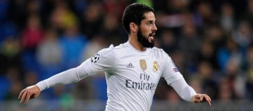 Isco (Real Madrid) / photo:flickr.com