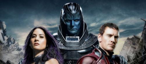 Michael Fassbender es Magneto en X-Men: Apocalypse