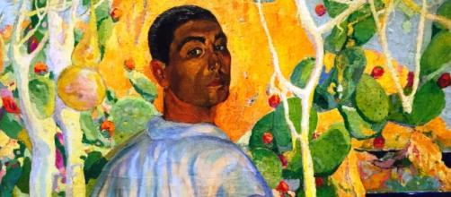 """""""Pescador de Mallorca"""", 1915. Roberto Montenegro"""