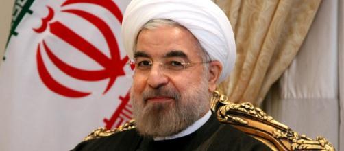 Presidente do Irã Hasan Rowhani