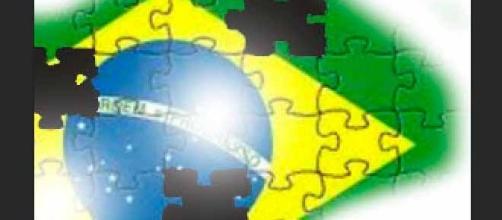 Quebra cabeça do Brasil - Crise nacional