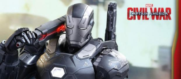 Alerta Spoiler de War Machine en 'Civil War'