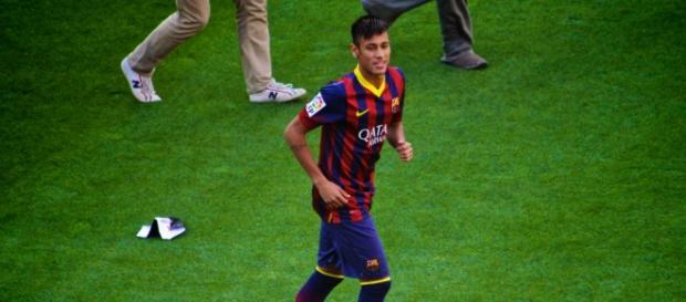 Florentino Perez quer Neymar em Madrid