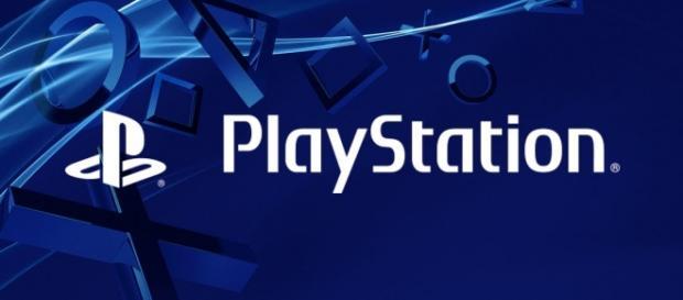 Logo de la plataforma de videojuegos PlayStation.
