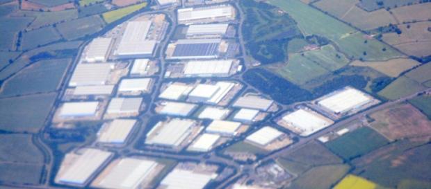 Magna Park Lutterworth facing expansion