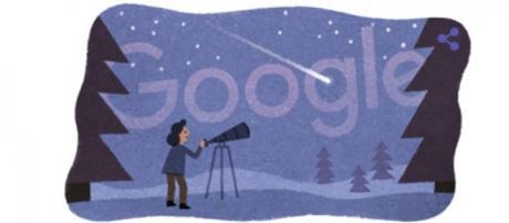 A homenagem da Google a Beatrice Tinsley