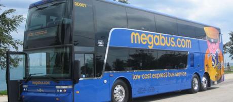 Megabus.com da il via al pagamento con Paypal