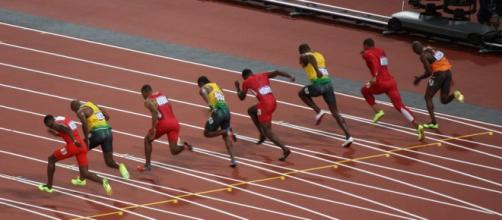 Jogos Olímpicos de Londres (2012): final dos 100m.