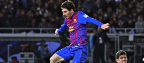La camiseta de Messi es la más vendida