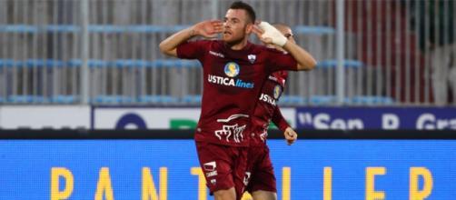 Nadarevic lascia il Trapani e passa al Novara