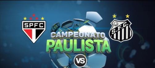 São Paulo e Santos estreiam no sábado