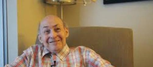 Un'immagine del padre di Marvin Minsky