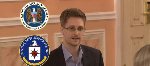 E. Snowden en videoconferencia con D. Gillmor