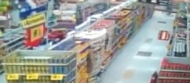 Il fantasma del supermercato di Tijuana