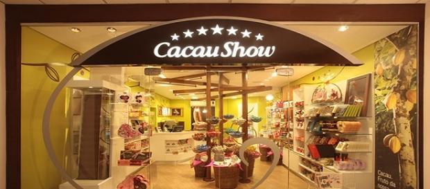 Mais de 6 mil vagas na Cacau Show