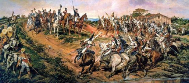 Os conquistadores do mundo também sofrem derrotas