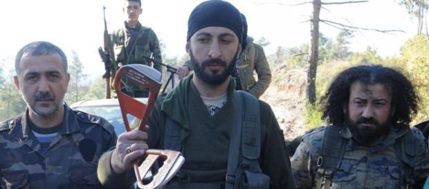 Suspected murderer Alpaslan Celik (Google photo)