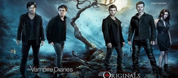 The vampire diaries e the originals crossover