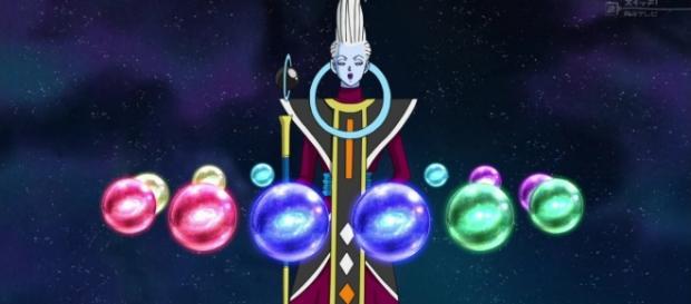 Wiss en el ultimo episodio de la serie japonesa
