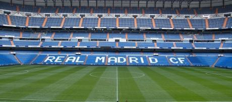 Santiago Bernabéu, estadio del Real Madrid