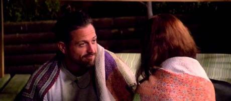 Pascual e Ingrid en ¿Volverías con Tu Ex?