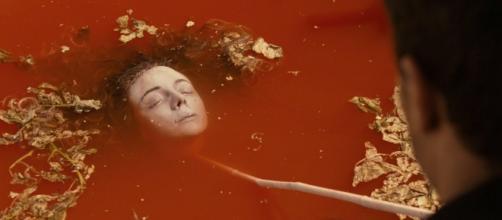 """Aparece la cabeza de Ainhoa en """"Mar de plástico"""""""